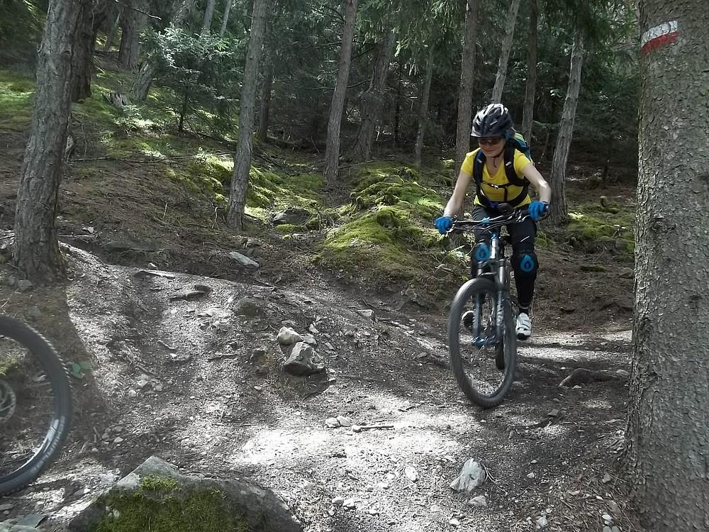 isleofman.in photos   Cyclefest 2016 - Mountain Bikes Sky Hill ...