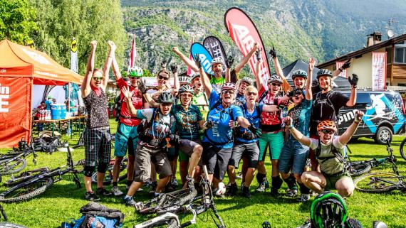 MountainBike Women`s Camp